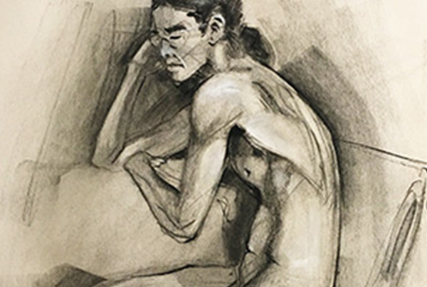 Life Drawing – Male