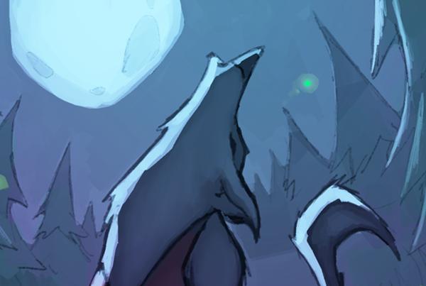 Werewolf Yoga